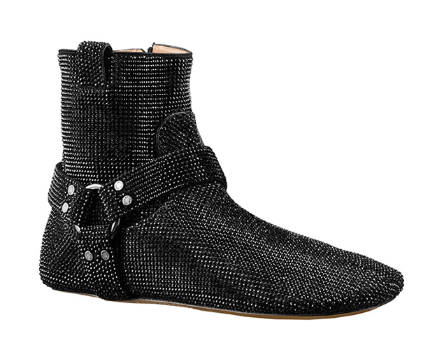 Louis Vuitton Shoes And Scarf Upcoming Spring Collection