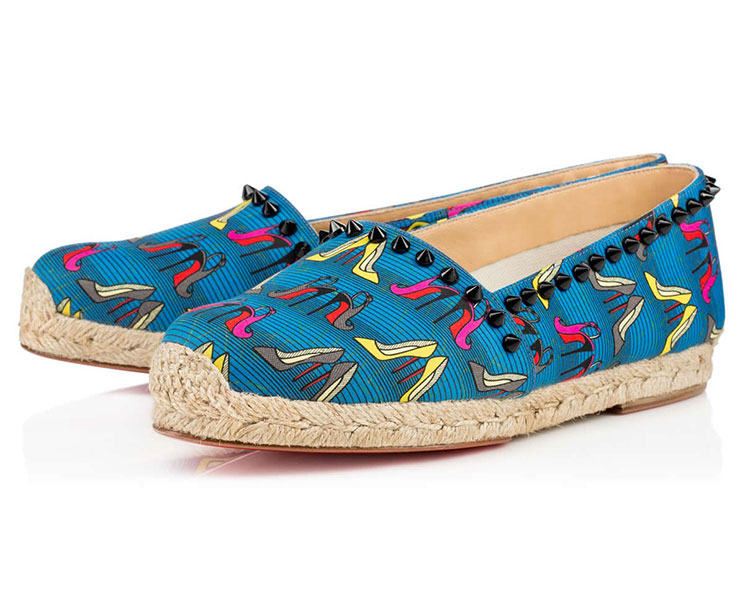 design de qualité 5d84e a6e08 Christian Louboutin Ares Espadrilles For Sale Replica Shoes ...