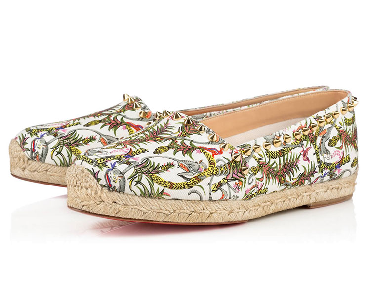 quality design 262dc 14fe8 Christian Louboutin Ares Espadrilles For Sale Replica Shoes ...