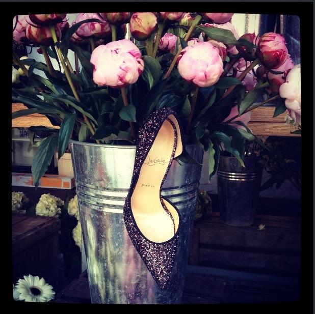 Give a Bouquet of Louboutins!